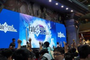 第19回漫画博覧会Fateブース2