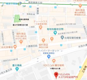 台湾の無人セブンイレブン