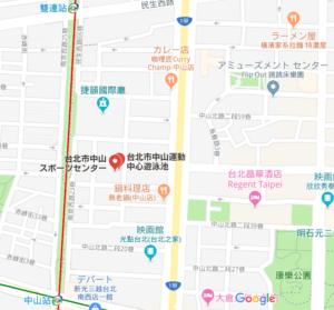 中山運動中心