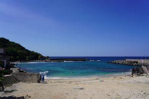 小琉球の海