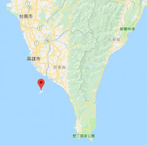 台湾の小琉球