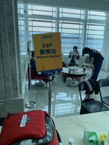 台北101垂直マラソン8